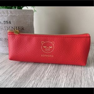 (4/$14) Sephora   'Year Of The Pig' Pencil Case